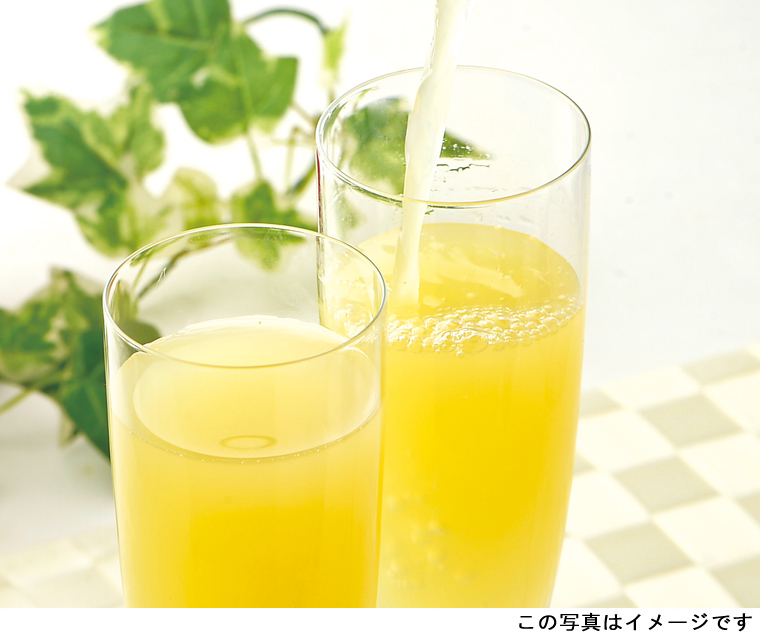 りんごのおいしさが凝縮! 青森県産ふじのストレートジュースが新登場