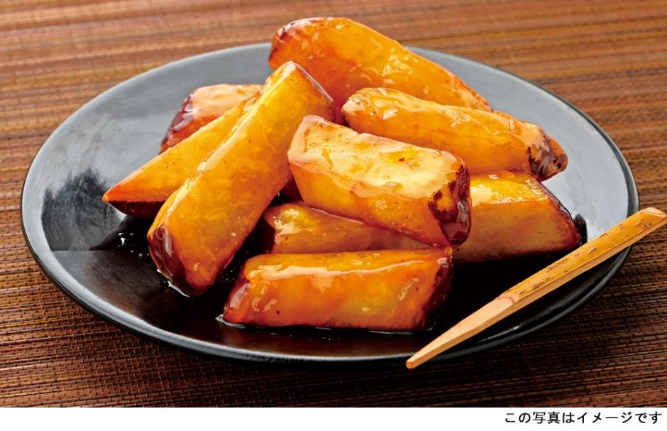 カリカリ食感と素朴な甘さのこだわり大学芋に注目!