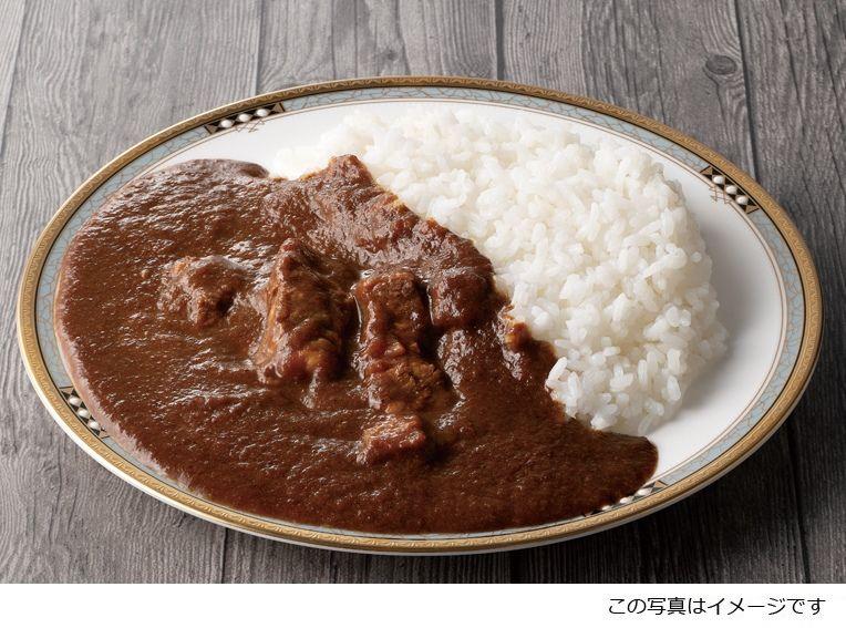 ゴロゴロ牛肉がおいしい! ビーフカレー&ビーフシチューが新発売!